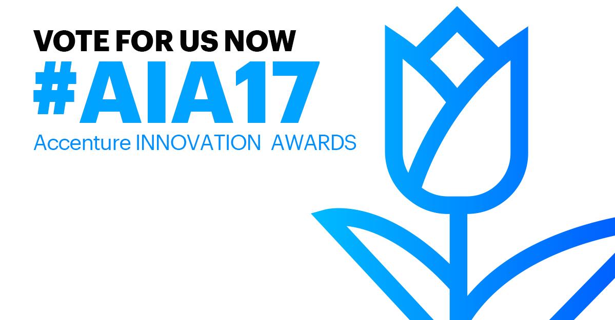accenture Innovation Awards 2017 Profilo
